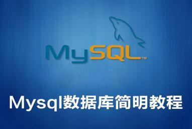 一看就会的MySQL课程