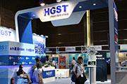 西部数据HGST展台