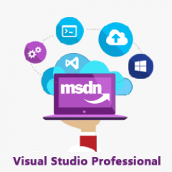 Visual Studio Professional with MSDN(2年期,含Xamarin)