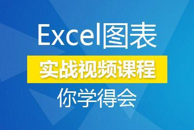 Excel图表实战视频课程【你学得会】