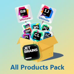 All Products Pack-Jetbrains超值全套工具包
