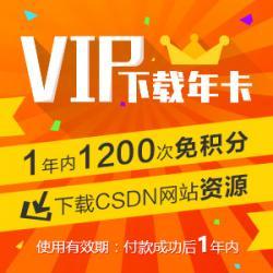 下载VIP年卡:原价300多 只卖¥129