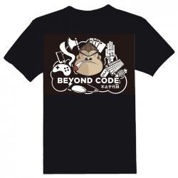 CSDN订制 CSDN不止于代码 订制短袖 双色可选(黑色和白色)