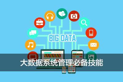 大数据系统管理必备技能