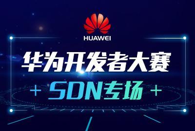 华为开发者大赛SDN专场