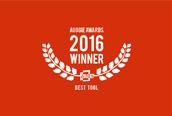 连续4年被评为AWE最佳工具