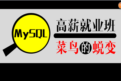 MySQL数据库分布式集群就业培训班