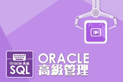Oracle高级管理
