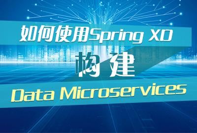 如何使用Spring XD构建Data Microservices