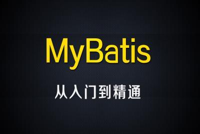 MyBatis视频—国内首套:源码级讲授的MyBatis视频