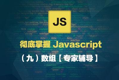 彻底掌握 Javascript(九)数组【专家辅导】