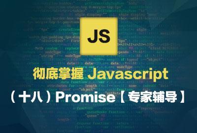 彻底掌握 Javascript(十八)Promise【专家辅导】