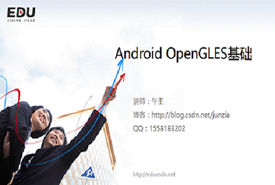 Android OpenGLES 图像处理基础教程
