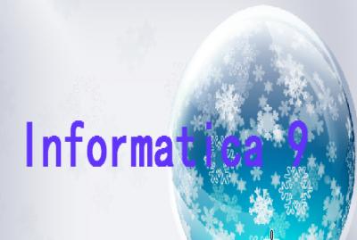 Informatica 9.1 开发实战应用