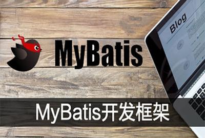 Mybatis视频教程【案例+源代码】