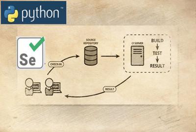 软件测试系列之Python Selenium3自动化测试项目实战视频教程