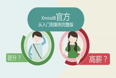 xmind8官方指南从入门到案例  title=