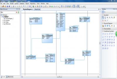 不同数据库表结构的转化