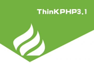 ThinkPHP3.1后端框架