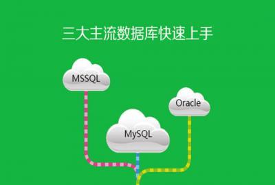 三大主流数据库神速上手(MySQL、MSSQL、Oracle)