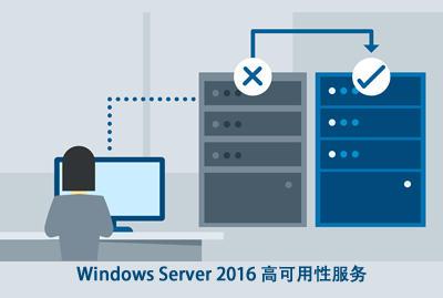 Windows Server 2016 高可用性管理视频教程