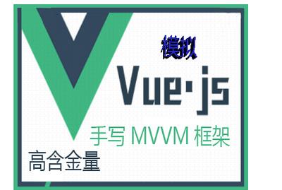 手写MVVM框架