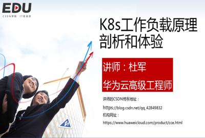 K8s工作负载原理剖析和体验