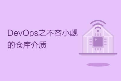 DevOps之不容小觑的仓库介质