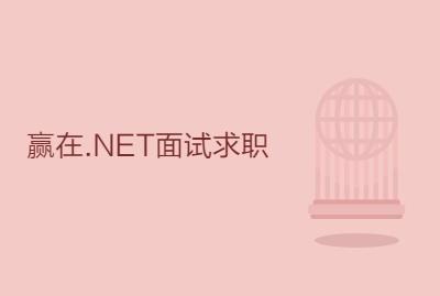 赢在.NET面试求职