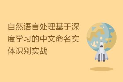 自然语言处理基于深度学习的中文命名实体识别实战