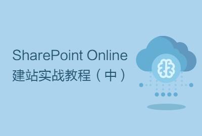 SharePoint Online 建站实战教程(中)
