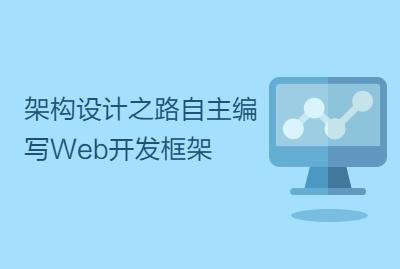 架构设计之路自主编写Web开发框架