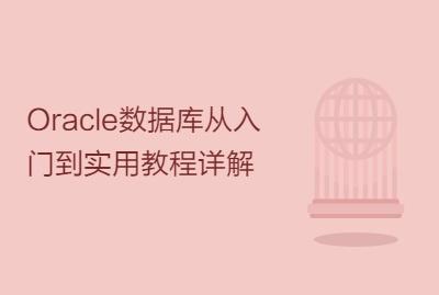 Oracle数据库从入门到实用教程详解