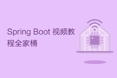 SpringBoot视频教程全家桶