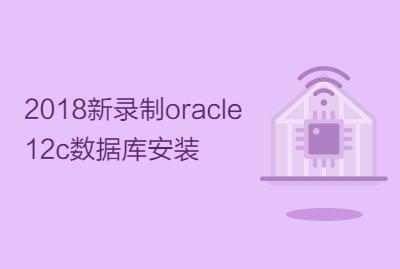 2018新录制oracle 12c数据库安装