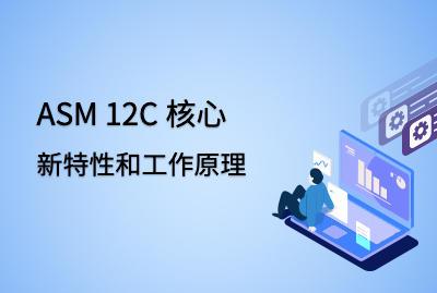沃趣科技魏兴华:ASM 12C 核心新特性和工作原理