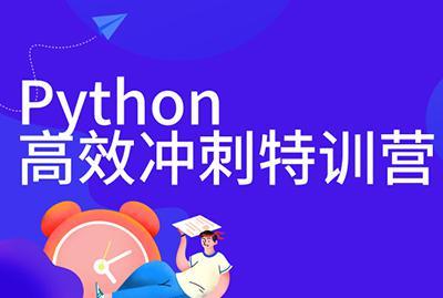 Python 高效冲刺闯关特训营