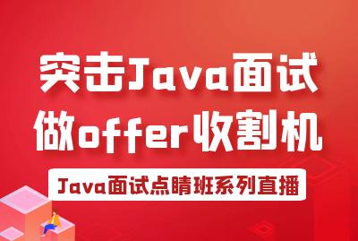 Java面试点睛班