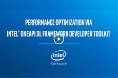 通过oneAPI DL进行性能优化