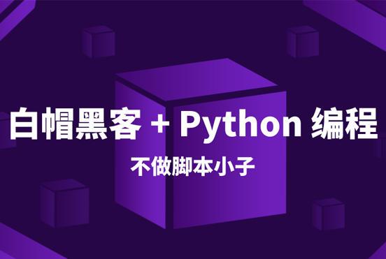 从小白到白帽子,kali渗透测试+Python编程